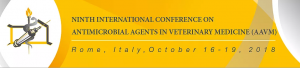 9th International Conference on Antimicrobial Agents in Veterinary Med @ Roma | Lazio | Italia